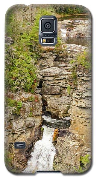 Linville Falls - Vertical Galaxy S5 Case