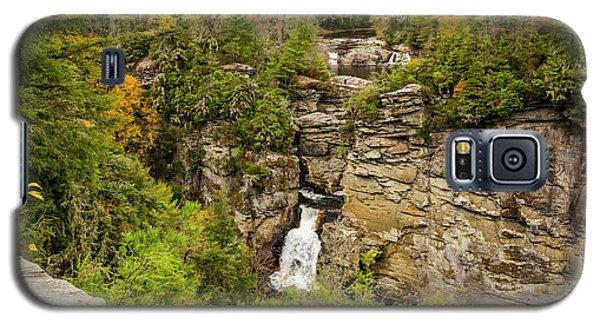 Linville Falls - Wide View Galaxy S5 Case