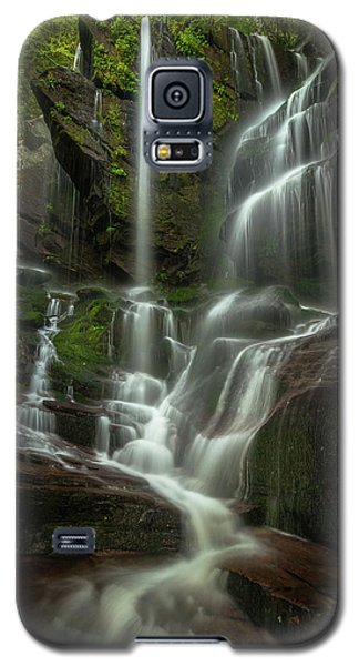 Linville Gorge - Waterfall Galaxy S5 Case