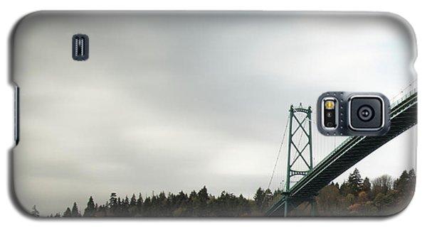Lions Gate Bridge Vancouver Galaxy S5 Case