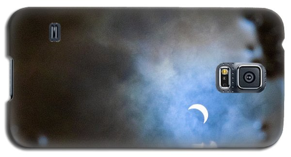 Liquified Solar Eclipse Galaxy S5 Case