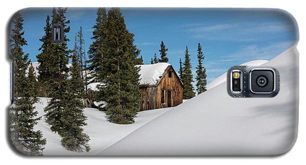 Little Cabin Galaxy S5 Case