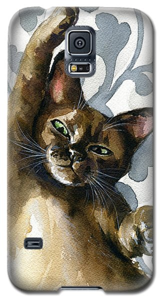 Little Cutie  Galaxy S5 Case