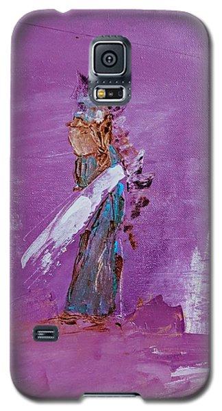 Little Indian Angel Galaxy S5 Case