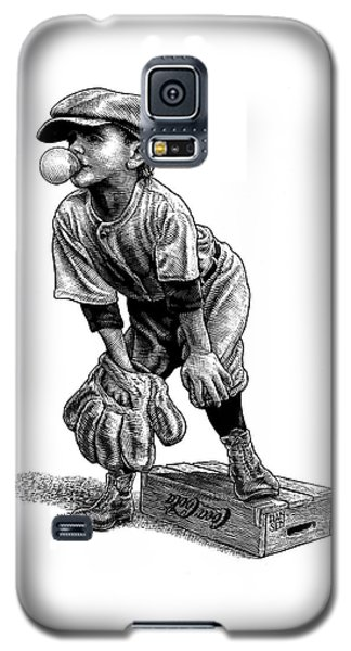 Little Leaguer Galaxy S5 Case