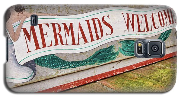 Little Mermaids Galaxy S5 Case