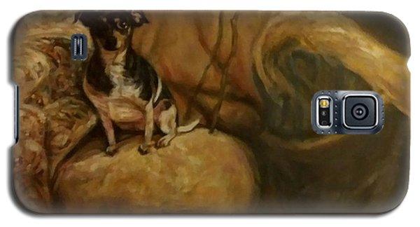 Little Miss Margo Galaxy S5 Case