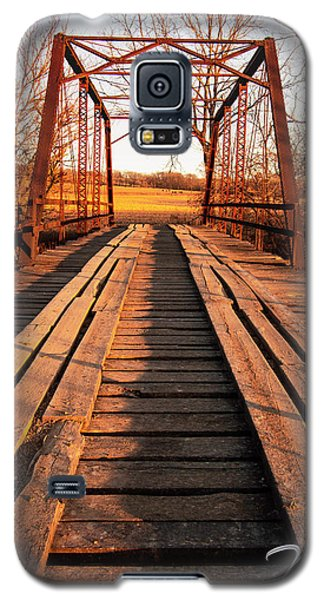 Little River Bridge Galaxy S5 Case