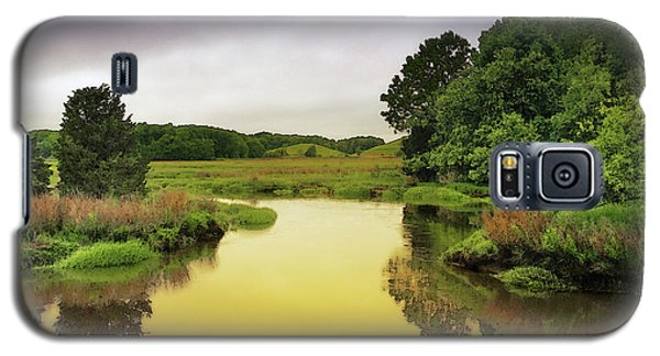 Little River Twilight Galaxy S5 Case