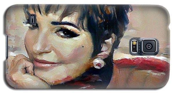 liza Minelli Galaxy S5 Case
