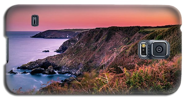 Lizard Point Sunset - Cornwall Galaxy S5 Case