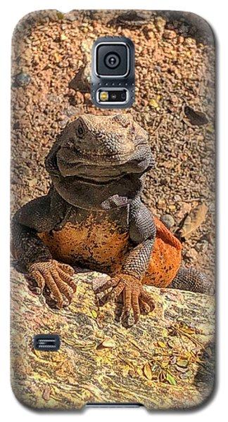 Lizard Portrait  Galaxy S5 Case
