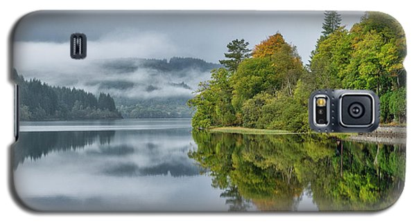 Loch Ard In Scotland Galaxy S5 Case