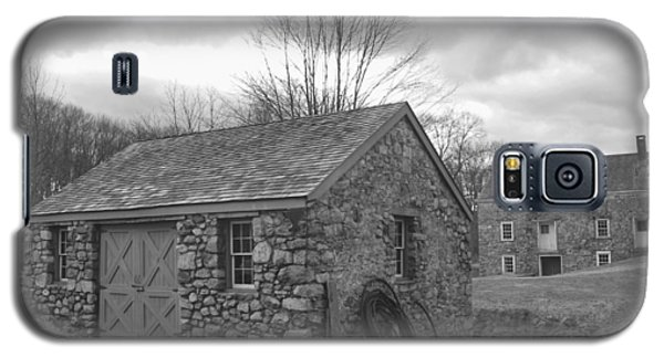 Lock House And Store - Waterloo Village Galaxy S5 Case