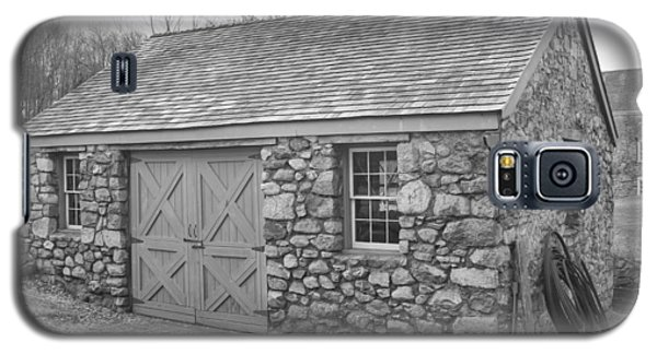 Lock House, Detail - Waterloo Village Galaxy S5 Case