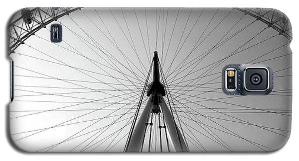 London_eye_i Galaxy S5 Case