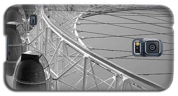London_eye_ii Galaxy S5 Case