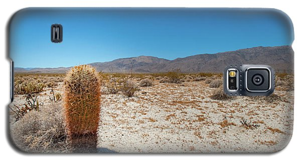 Lone Barrel Cactus Galaxy S5 Case