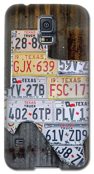 Lone Star Galaxy S5 Case