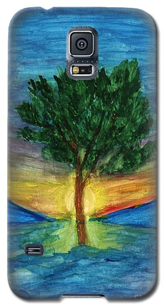 Lonely Pine Galaxy S5 Case