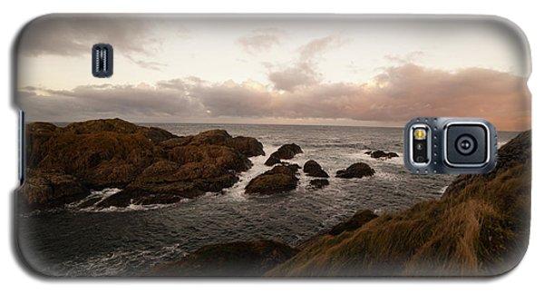 Long Exposure Arctic Galaxy S5 Case