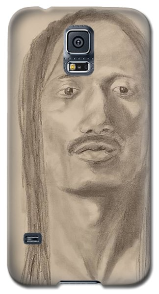 Long Hair Style Galaxy S5 Case
