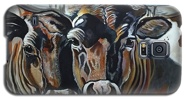 Longhorns, Interrupted Galaxy S5 Case