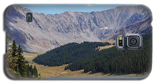 Longs Peak Colorado Galaxy S5 Case
