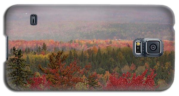 Looking Across Autumn Hills Galaxy S5 Case