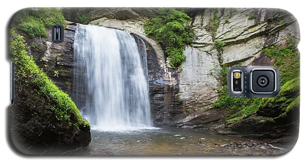 Looking Glass Falls In North Carolina 1 Galaxy S5 Case