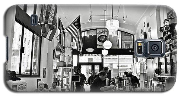 Loris Diner San Francisco Bw Galaxy S5 Case