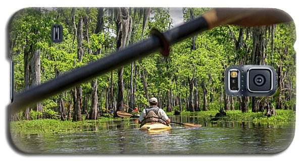 Louisiana Bayou Galaxy S5 Case