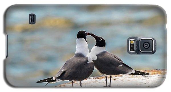 Love Birds Galaxy S5 Case