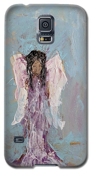 Lovely Angel  Galaxy S5 Case