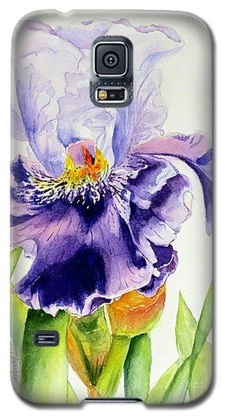 Lovely Iris Galaxy S5 Case