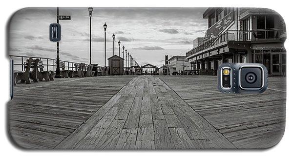 Low On The Boardwalk Galaxy S5 Case