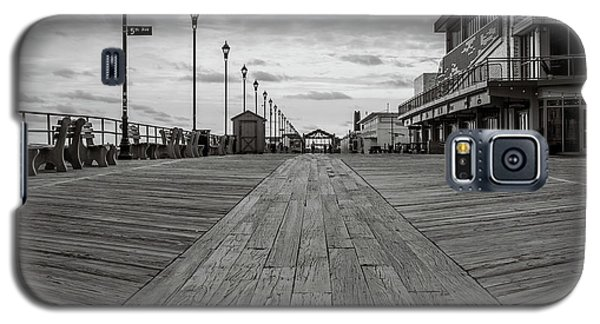 Low On The Boardwalk Galaxy S5 Case