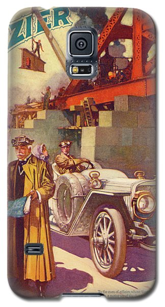 Lozier Advertisement Galaxy S5 Case
