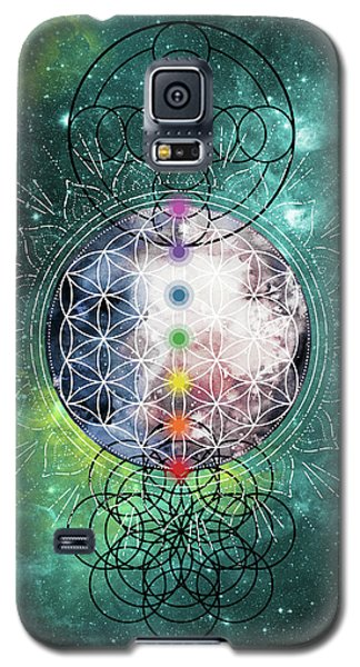 Lunar Mysteries Galaxy S5 Case