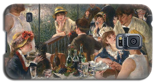 Luncheon Of The Boating Party, 1880-1881 Galaxy S5 Case