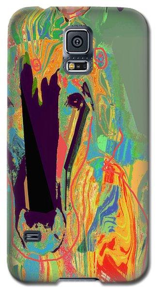 Lungta Windhorse No 6 Galaxy S5 Case