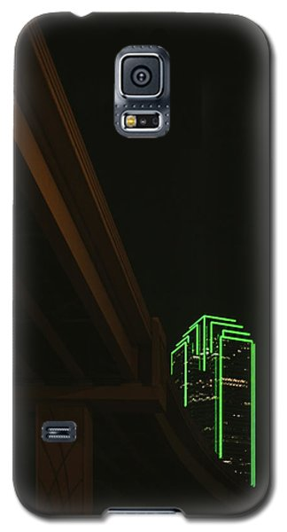 Lux Noir Galaxy S5 Case