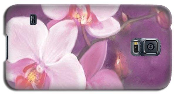 Luxurious Petals Galaxy S5 Case