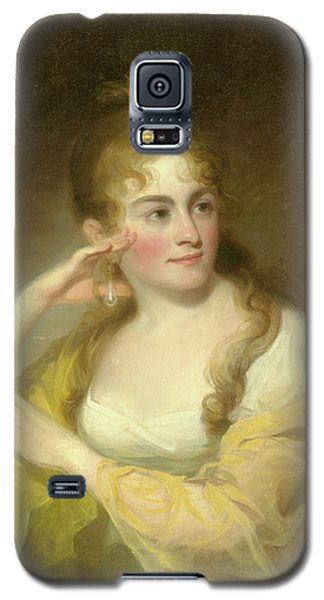 Portrait Of Lydia Leaming, 1806 Galaxy S5 Case