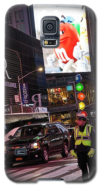 Galaxy S5 Case featuring the photograph M 'n M Patrol by Jacqui Boonstra