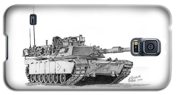 M1a1 B Company 2nd Platoon Galaxy S5 Case