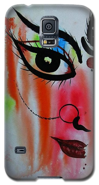 Ma Durga-5 Galaxy S5 Case