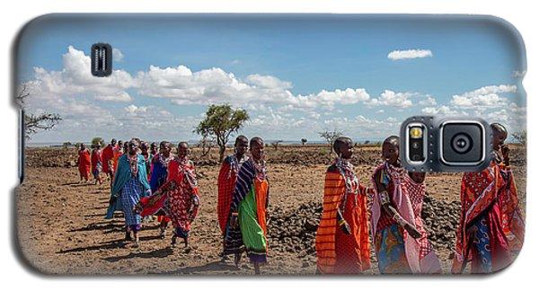 Maasi Women Galaxy S5 Case