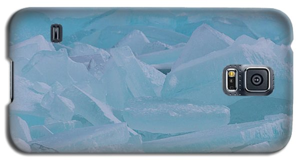 Mackinaw City Ice Formations 21618010 Galaxy S5 Case