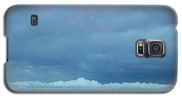 Mackinaw City Ice Formations 21618012 Galaxy S5 Case